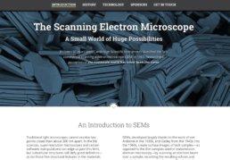 interactive online poster AAAS