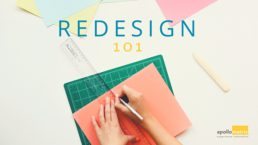 redesign 101 blog